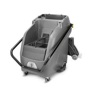 دستگیره دستگاه به منظور نگهداری راحت تر و اشغال کمترین جای