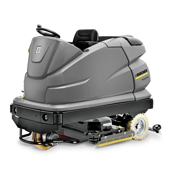 اسکرابر مدل b 250 r کارچر