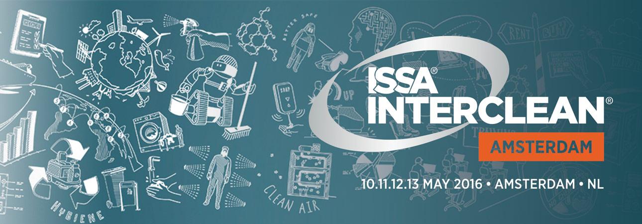 نمایشگاه-ISSA-Interclean