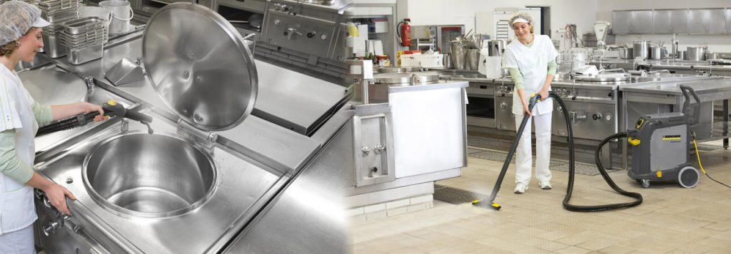 نظافت-تجهیزات-پذیرایی