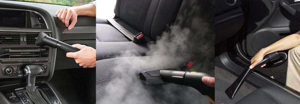 دستگاه بخارشوی اتومبیل