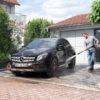 شستشوی ماشین در خانه