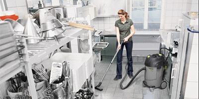 نظافت صنعتی رستوران ها