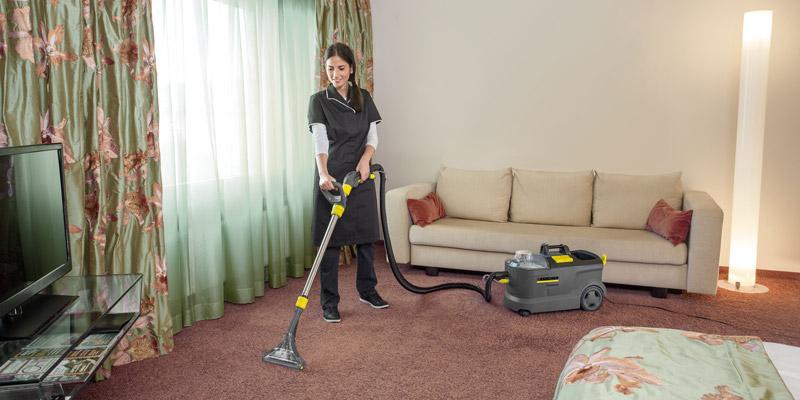 دستگاه فرش و موکت شوی صنعتی
