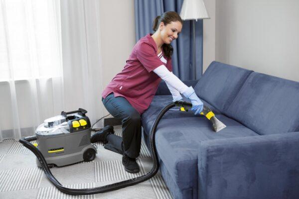 بهترین فرش و مبل شوی