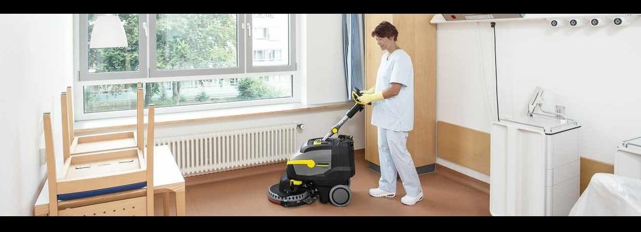 خرید تجهیزات نظافت بیمارستان