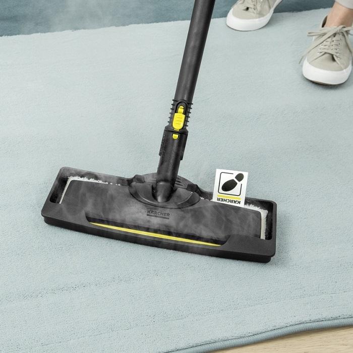 نظافت فرش با بخارشوی