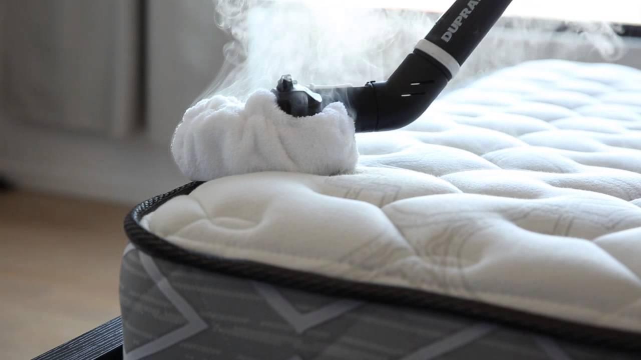 نظافت خوشخواب با بخارشوی