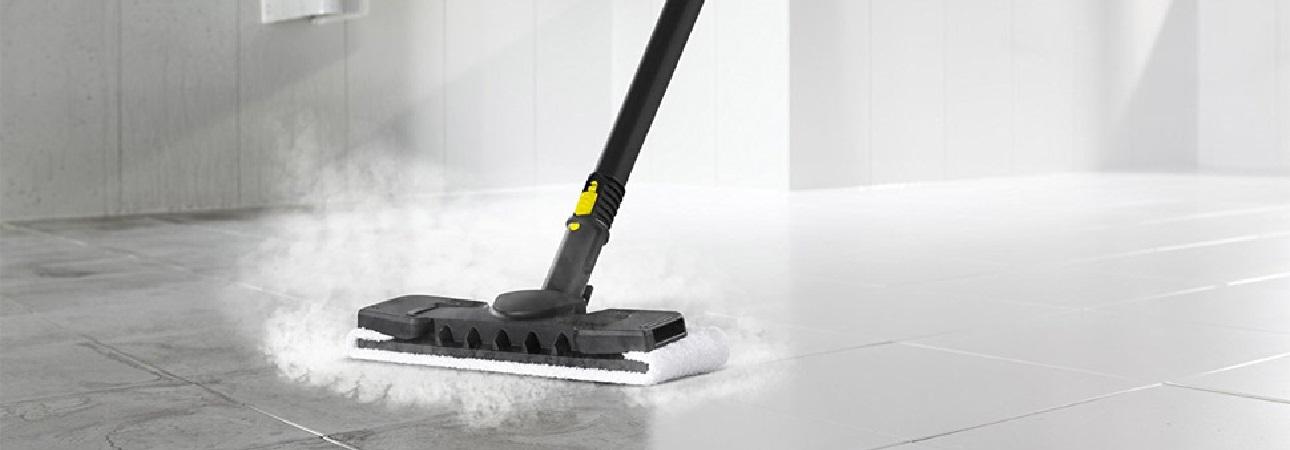 نحوه استفاده از بخارشوی خانگی