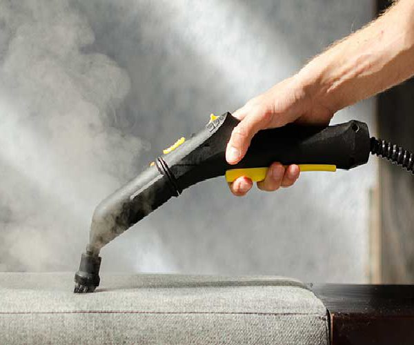 نظافت مبل با بخارشوی