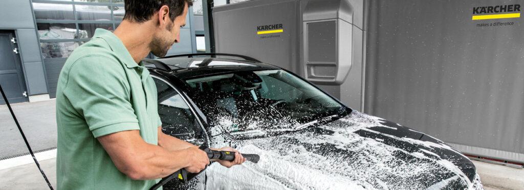 نظافت ماشین