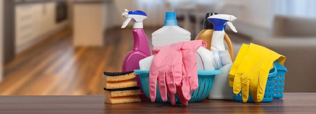 محصولات نظافتی