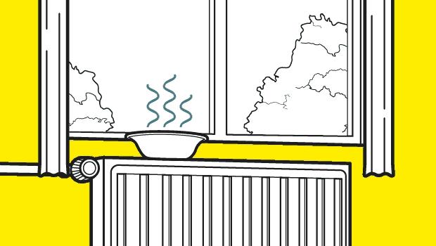 جلوگیری از گرد و غبار در خانه