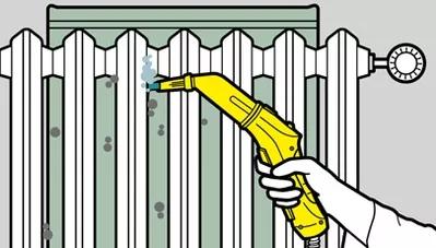 تمیز کردن رادیاتور