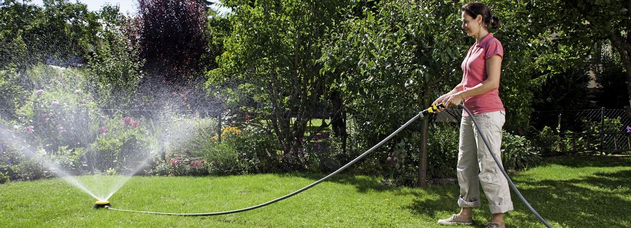 قانون آبیاری گیاهان