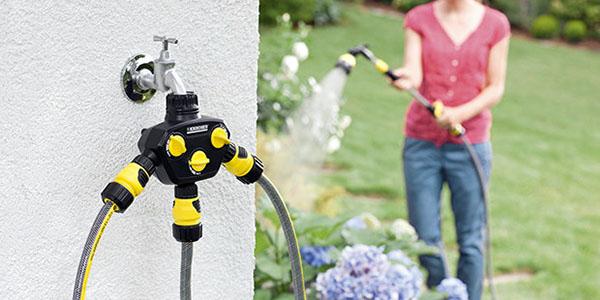 تجهیزات آبیاری باغبانی